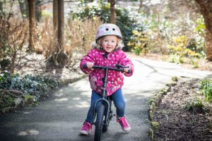 Teaching Your Toddler To Ride A Balance Bike