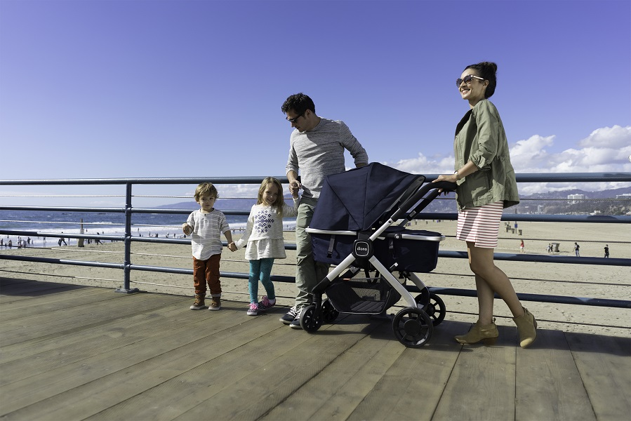 Beginners guide to buying a pushchair