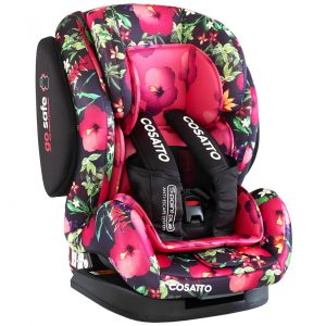 Cosatto Hug Group 1/2/3 - second stage car seat