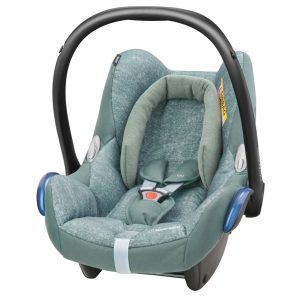 Cabriofix Group 0+ Child Car Seat - beginner's guide to car seats