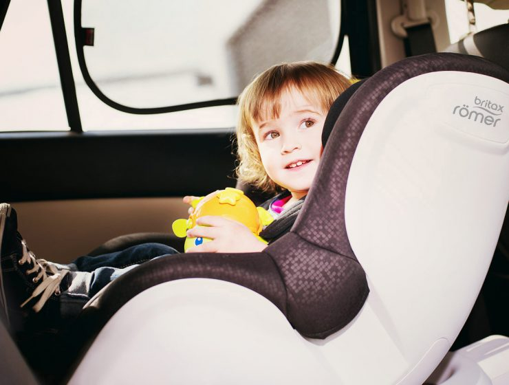 Beginners guide to car seats - stage 2