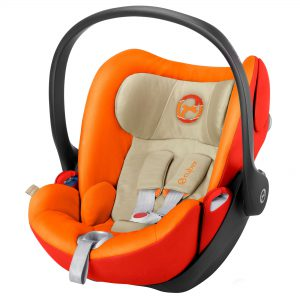 Cybex Cloud Q Car Seat Group 0+ - beginner's guide to car seats