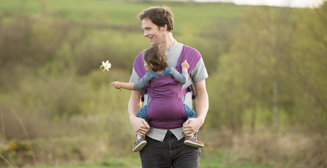 Baby carriers - Hip Healthy