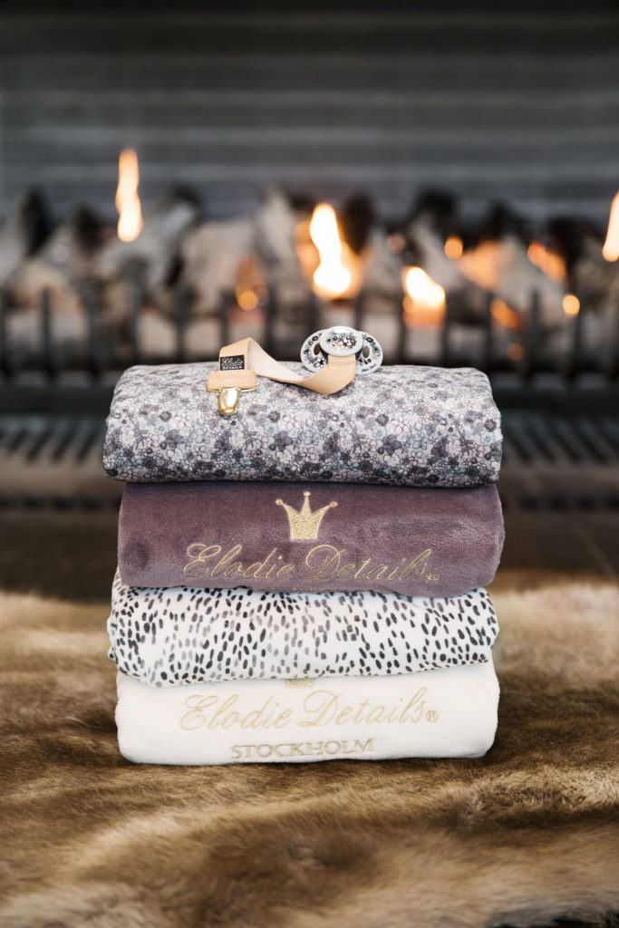 Elodie Details blankets, perfect for a hygge lifestyle