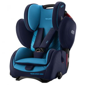 Recaro Young Sport Hero Group 1/2/3 - second stage car seat