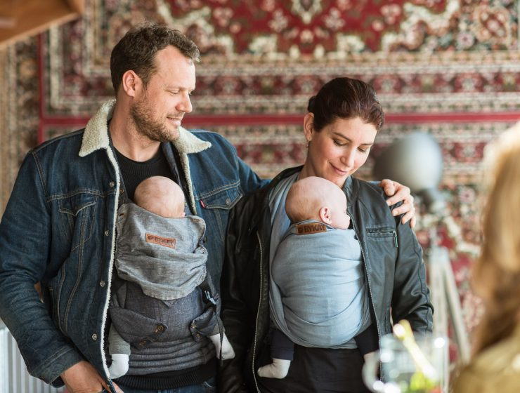 The Benefits of Using a Baby Carrier