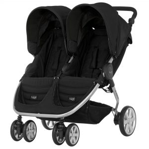 Guide To Buying Your First Pushchair - Britax Romer B Agile Double Pushchair