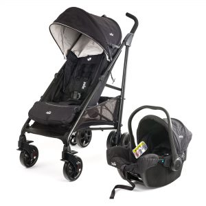 Guide To Buying Your First Pushchair - Joie Brisk Travel System
