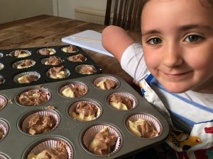 Marbled Cupcakes Recipe