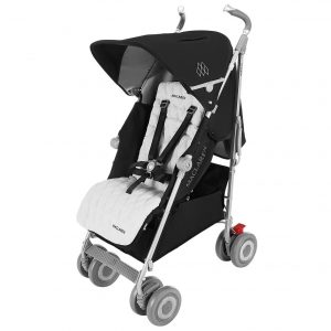 Guide To Buying Your First Pushchair - Maclaren Techno XLR stroller