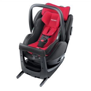 Recaro Zero.1 Elite i-Size Car Seat - beginner's guide to car seats