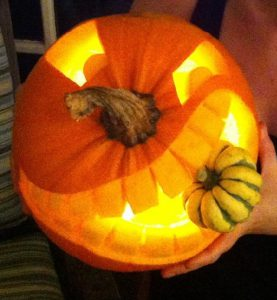 Activities For Kids This Halloween - Pumpkin carving