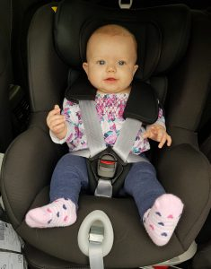 Essential buys for new parents - Britax Romer Dualfix ISOFIX car seat