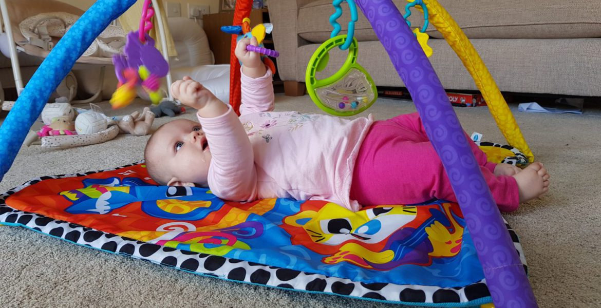 Essential buy - play mat