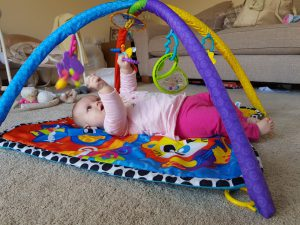 Essential buys for new parents - play mat