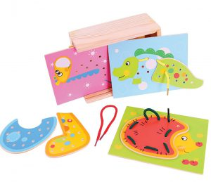 Gifts Craft Lovers - BigJigs Lacing Animals
