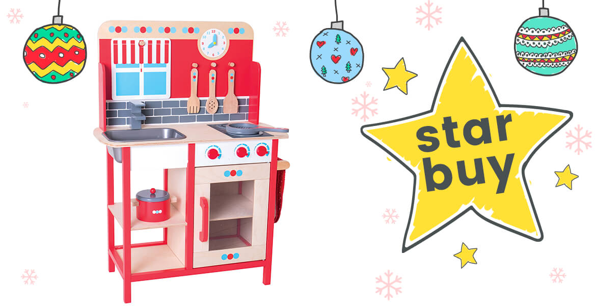 Gifts For A Future Chef - Star buy - Play kitchen