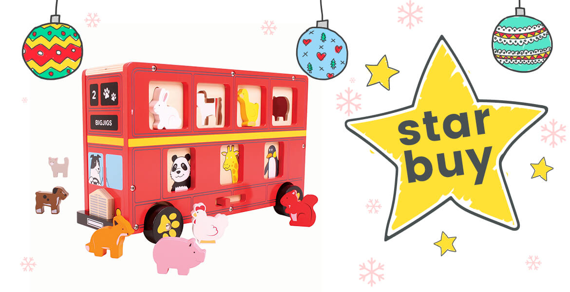 Gifts for Toddlers - Star Buy