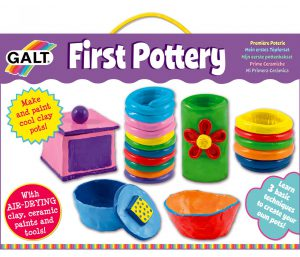 Gifts Craft Lovers - GALT First Pottery Activity Case