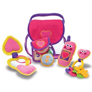 Melissa and Doug Fill and Spill Pretty Purse