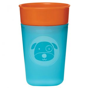 Best First Christmas Gifts - Skip Hop's Zoo Turn and Learn Training Cup