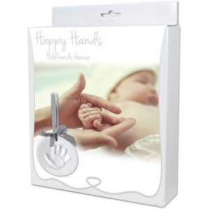 Best First Christmas Gifts - Xplorys Happy Hands Handprint Ornament Kit