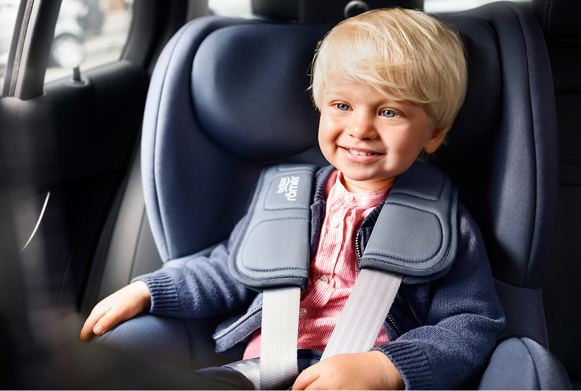 Harness safety - Britax Romer