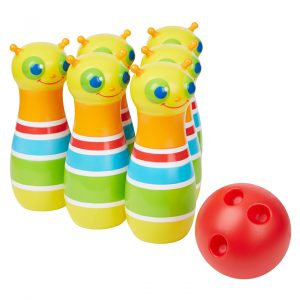 Melissa and Doug Bug Bowling Set