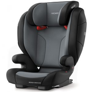 Car Seat Safety Tips - Monza Nova 2 Seatfix Group 2/3 Child Car Seat