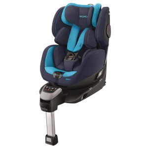 Car Seat Safety Tips - RECARO Zero.1 iSize Car Seat