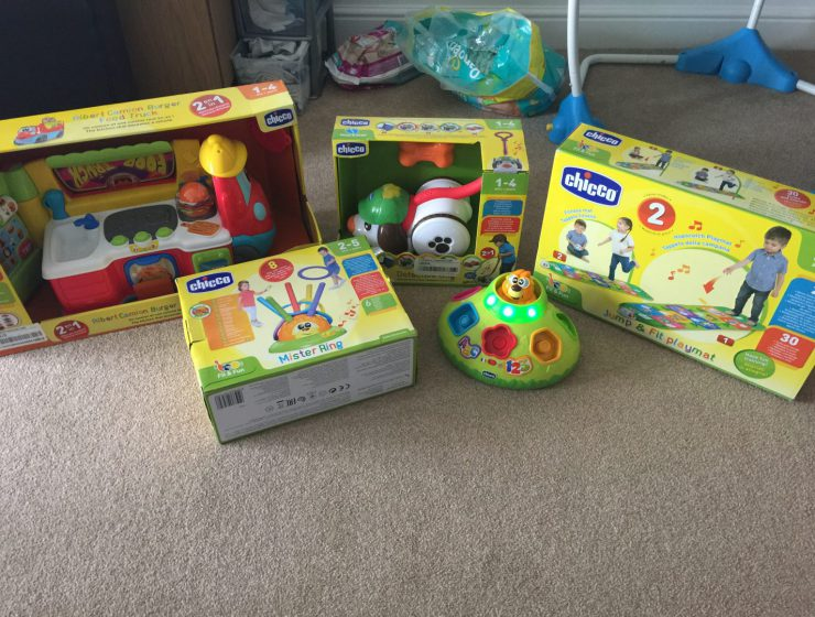 Chicco Toys bundle