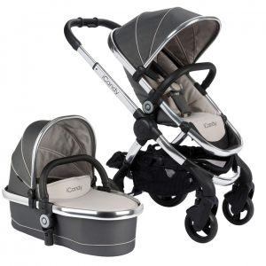 iCandy Peach Pushchair & Carrycot Set