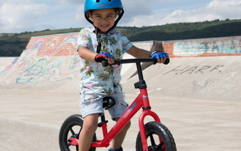 Kiddimoto balance bike