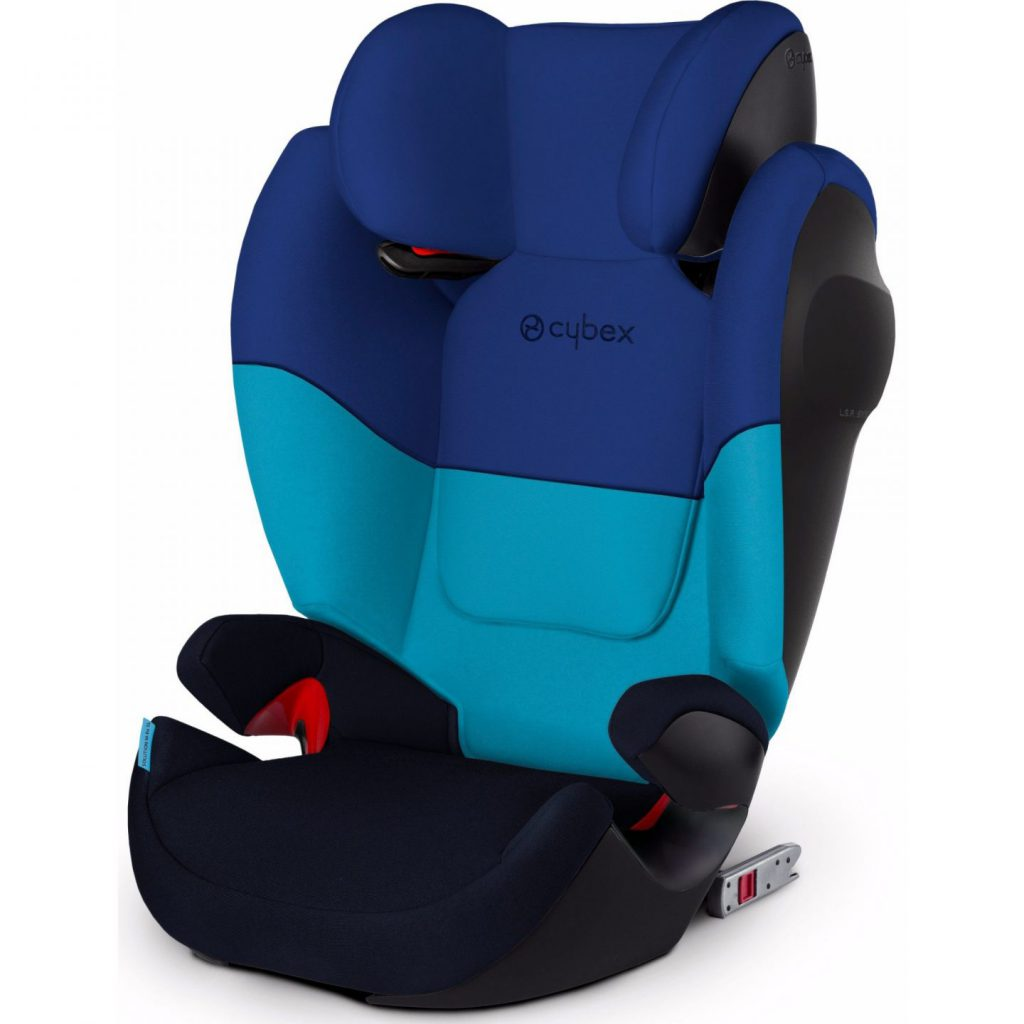 Cybex solution M-Fix SL GROUP 2/3 car seat