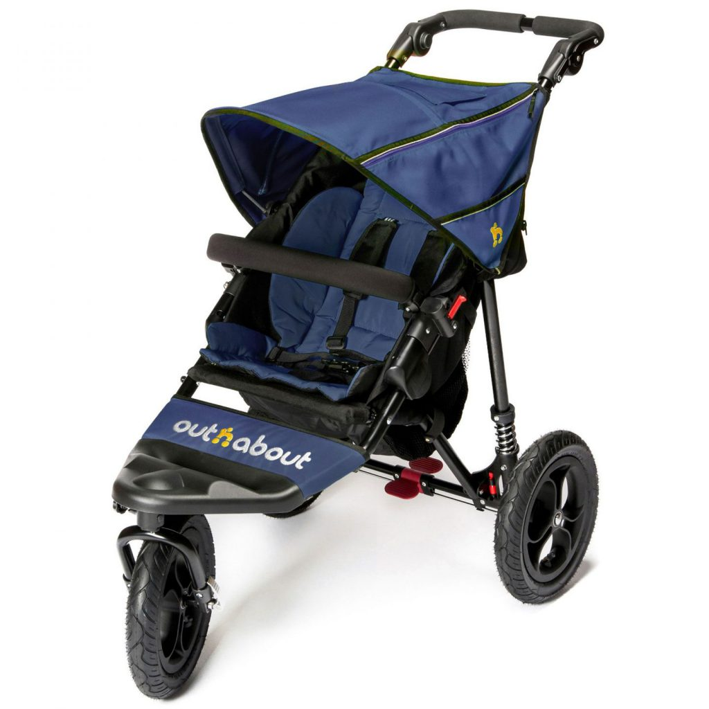 Out N About nipper single buggy V4
