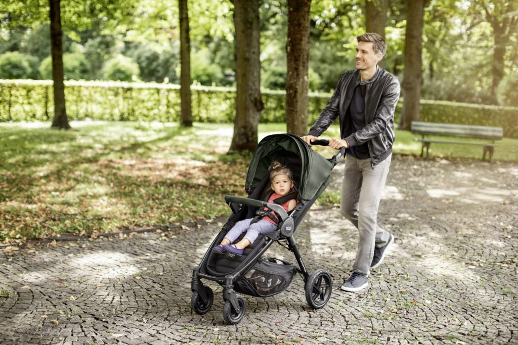 Britax B Motion plus