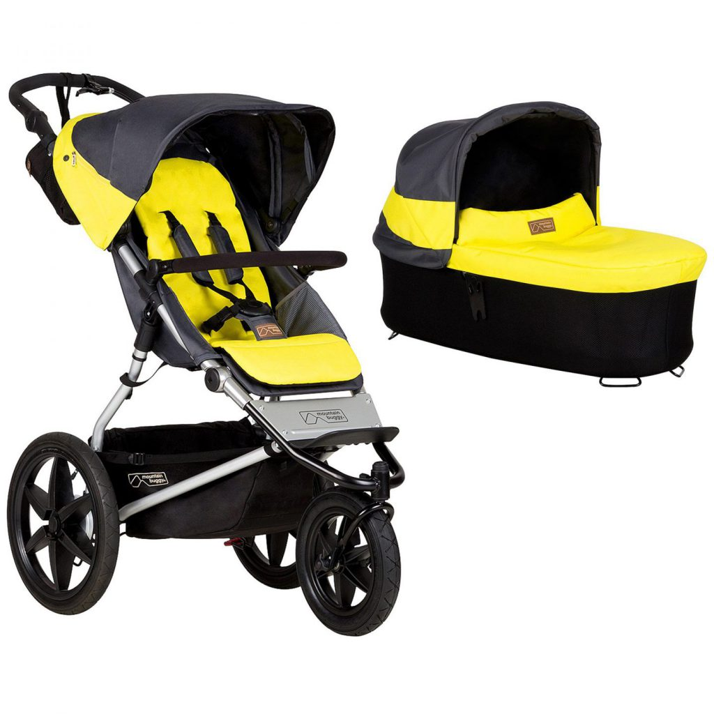 Mountain Buggy terrain pushchair