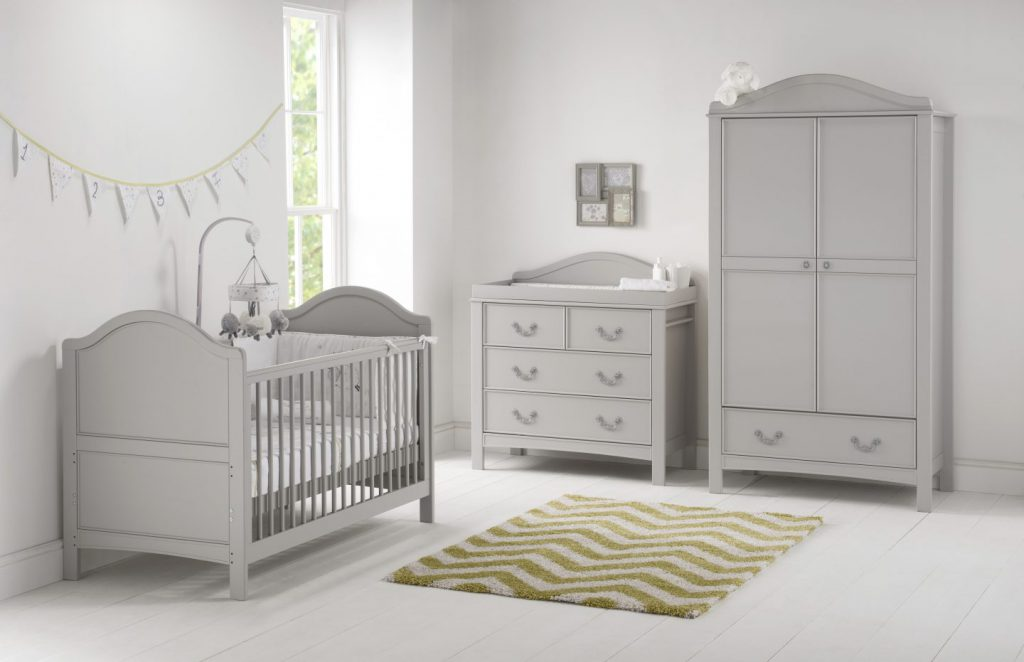 Toulouse nursery room set