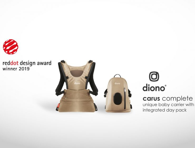Diono Carus red dot award