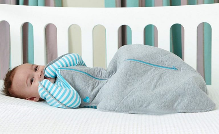 Love to Dream Tips: Safe Sleep for Babies